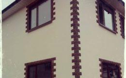 Доломит, цвет коричневый